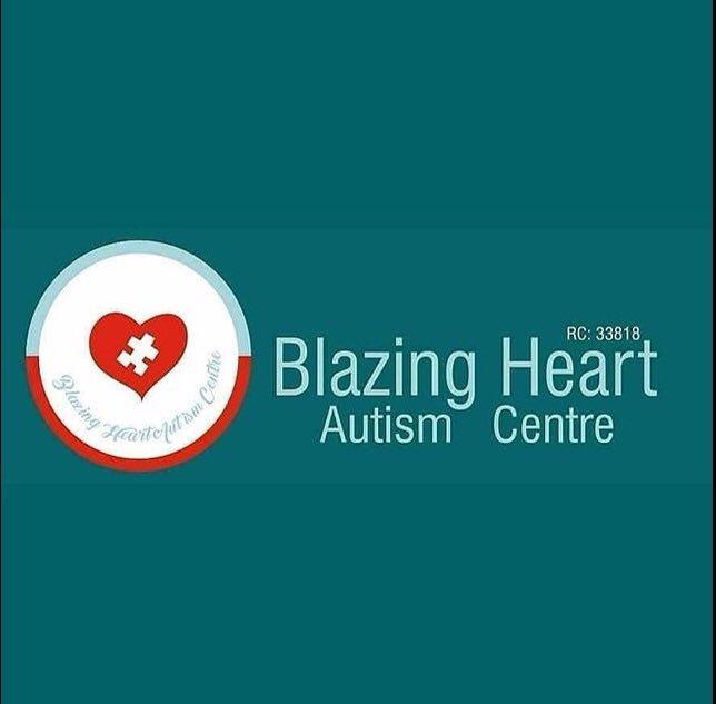 Blazing Heart Autism Centre logo